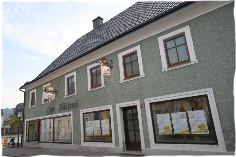 Bäckerei / Café Siegis Bäckground